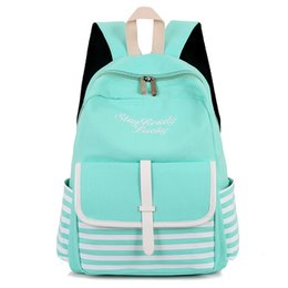 d11a5b287c4b8 Koreanische taschen rucksack online-Mode schule rucksäcke für teenager  mädchen leinwand frauen laptop back pack