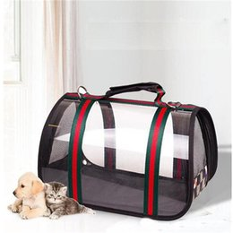 Street Dog Carriers Breathable Cat Dog Universal Bags Outdoor Safe and Convenient Travel Sport Must Pet Supplies on Sale