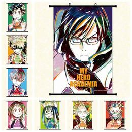 $enCountryForm.capitalKeyWord Australia - Japanese Anime Boku no Hero Academia My Hero Collective Wall Scroll Painting Poster Cosplay 2019