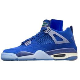 cfcf1e1b2582 High Quality 4s Jack4 North Carolina Blue Florida Gators basketball shoes  sneaker Desinger Chaussures De Basket Ball Sports designer shoes