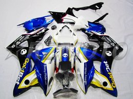Motorcycle abs fairing kit bMw online shopping - New ABS Injection Mold motorcycle fairings kit Fit for BMW S1000RR custom white blue yellow