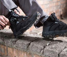 venda por atacado Motorcycle botas táticas Ultraleve Formação Botas Homens Sports Sneakers Outdoor Camping Trekking Escalada Caminhadas sapatos