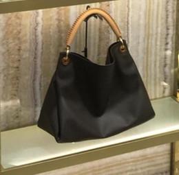 Brand New Purse Artsy Bag 100% Real Leather Bags Designer artsy Handbag Leather Bag Shoulder Bag Canvas Leather artsy Purse Drop Shipping on Sale