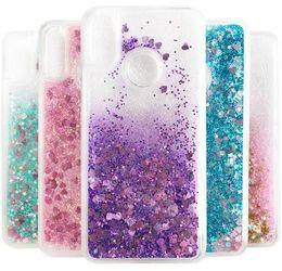 $enCountryForm.capitalKeyWord NZ - Honor 8c Case On Huawei Honor 8c Case Glitter Dynamic Liquid Back Cover For Coque Huawei Honor8c 8 C Bkk-l21 Soft Tpu Phone Case