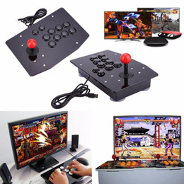 Fighter controller online shopping - Gasky Arcade Joystick Buttons Pc Controller Computer Game Arcade Sticks Joystick Consoles Gamepad for King of Fighters