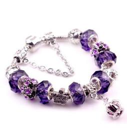 $enCountryForm.capitalKeyWord NZ - Luxury Designer Jewelry Women Bracelets fit Pandora Snake Chains Charm Bracelet Stainless Steel Screw Cuff Gift Free Shipping