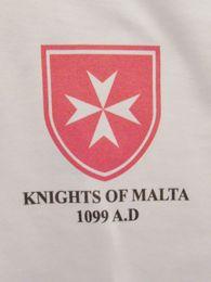 $enCountryForm.capitalKeyWord Australia - THE KNIGHTS OF MALTA ROMAN CATHOLIC MILITARY ORDER RED SHIELD 2-SIDED SHIRT Men Women Unisex Fashion tshirt Free Shipping