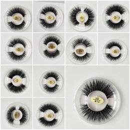 81b7bb2dc8a Mink eyelashes individual c curl online shopping - 3D Mink Lashes Long  Thick Mink Eyelashes Big