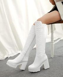 Elegant Heel Snow Boots Australia - New Arrival Hot Sale Specials Super Fashion Influx Custom Martin Warm Leather Elegant Increased Cotton Snow Students Casual Boots EU34-43
