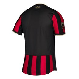 1141004c7 Army green soccer jersey For Sale - MLS Atlanta United FC jersey ALMIRON  MARTINEZ home soccer
