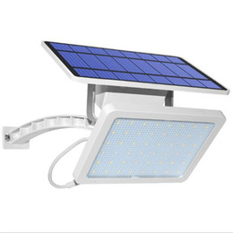 $enCountryForm.capitalKeyWord Australia - 48LED Solar Flood Light Solar Street Light Waterproof 18W Solar Garden Courtyard Wall Lamp Outdoor Light ASEAN JP KR Price