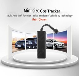 power antenna cars Australia - TK205 GPS Car Vehicle Tracker water-proof and dust-proof Real-time tracking device with Anti-theft Speeding low power alarm