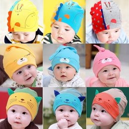 094d356a207 Newborn Baby In Autumn And Winter Hats For Children Boys And Girls 0-3-6-12  Months Old Caps