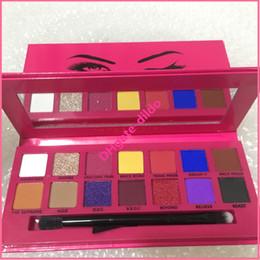 $enCountryForm.capitalKeyWord NZ - Best Quality 2019 NEW Makeup Edward Eyeshadow Palette 14 colors Nude Eye Shadow palettes Brand Cosmetics