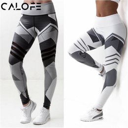 $enCountryForm.capitalKeyWord Australia - Hot Striped Running Pants Women Push Up Sport Leggings Fitness Athletic Tights Seamless Gym Trousers Training Pants Plus Size