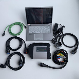 Mercedes star software online shopping - 05 for MB star c5 for mercedes for benz diagnostic tool with Toughbook CF ax2 laptop gb ssd best car and truck scanner