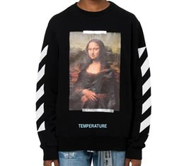 9c0c40a138dfe7 Hot mona lisa online shopping - Pop2019 Ow18ss Will Code Hot Stamping Mona  Lisa Flocking English