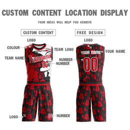 $enCountryForm.capitalKeyWord Canada - sports wear Men Basketball Set Uniforms kits 2019 Big Size college Basketball Jerseys Sports Suits DIY Customized Training suits Wear Summer