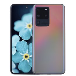 """Wholesale Goophone S20 Ultra 5G V5 Octa Core 256GB 512GB S20+ Android 10 6.9"""" Punch-hole In-Cell Full Screen Face ID Fingerprint 4G LTE GPS Smartphone"""