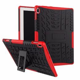 $enCountryForm.capitalKeyWord Australia - Hard Armor Case For Lenovo Tab 4 TB-X304L TB-X304F TB-X304N 10.1 Cover stand Heavy Duty 2 in 1 Hybrid Rugged PC Tablet