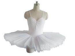 $enCountryForm.capitalKeyWord Australia - Professional Adult Ballet Costume Black Red White Ballerina Dance Dress Women Ballet Dance Clothes Child Girls Tutu