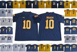 Charles woodson miChigan jersey online shopping - 3 Rashan Gary Desmond Howard Tom Brady Charles Woodson jersey NCAA Michigan Wolverines Stitched College Football Jerseys S XL