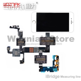 $enCountryForm.capitalKeyWord NZ - QianLi iBridge FPC Test Cable for iphone 6 6S 7 7P Motherboard Fault Checking Display Touch Front Rear Camera Fingerprint Touch