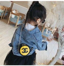 $enCountryForm.capitalKeyWord NZ - Kids Handbags Baby Bags Lovely Letter Design Princess Purses Fashion Mini Pu Chain Inclined Shoulder Bags Childern Christmas Gifts Snack Bag