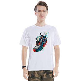 Discount t shirt jersey design - Printing Design Men's Sports Short Sleeve Running T-shirts Quick Drying T Shirt Men Fitness Tees&Tops Slim Sportwea