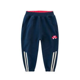 Gray cute fashion pants online shopping - Spring boys pants boys pants cotton car cartoon cute fashion versatile comfortable children s pants