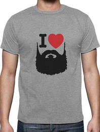 Men Hairs Australia - Beard Lover Man Facial Hair Cool Gift Idea hipster funny T-Shirt All sizesdenim clothes camiseta t shirt