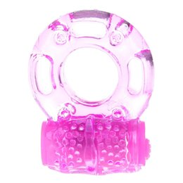 silicon vibrating cock ring UK - Butterfly Ring , Silicon Vibrating Cockring Penis Rings, Cock ring, Sex Toys, Sex Products, Adult Toy penis vibrador