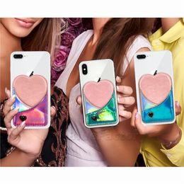 $enCountryForm.capitalKeyWord Australia - Universal Card Holder For Smartphone Wallet Credit ID Card Holder Pocket Adhesive Sticker For iPhone X Xs Xr Xs max Samsung Universal Phone