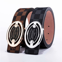 Designer Leather Trousers Australia - Hot Selling 2019 Women And Men's Trousers Casual Sports Trousers Belt Women And Men Fashion High-Quality Leather Designer Luxury belts