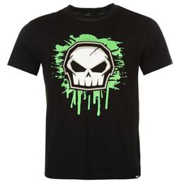 $enCountryForm.capitalKeyWord Australia - No Fear Core Logo Graphic T-Shirt Mens Black Casual Wear Top Tee Shirt Brand shirts jeans Print Classic Quality High t-shirt