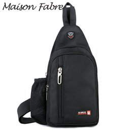 oxford handbags Australia - Maison Fabre bag Business men Oxford shoulder bags sports casual handbag Waterproof multifunction bag phone man zipper handbag