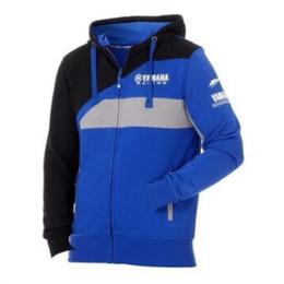 $enCountryForm.capitalKeyWord Australia - 2019 Men Motorcycle Hoodies Sweatshirt For Moto Yamaha M1 Racing Paddock Blue Hoody Sweater Jackets Blue size M-XXL