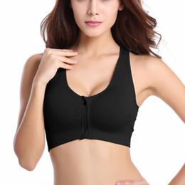 e768ba9b2e7 Women Sexy Lingerie Front Zipper Plus Size Without Rims Padded Lightweight  Support Women Bra New