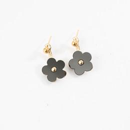 $enCountryForm.capitalKeyWord Australia - Maxi Korea summer small fresh flower earrings the same style as Xuanya's