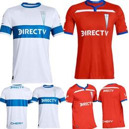 ae6306ab8c1 Chile Football Shirt Australia - 19 20 Universidad de Chile kids kit soccer  jerseys 2020 Home