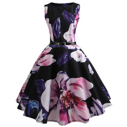 $enCountryForm.capitalKeyWord Australia - 2019 Casual Summer Girls Dresses For Kid Floral Parting Princess Dress For Party Beach Dress Children Clothing For Teens 11-20 Y MX190724