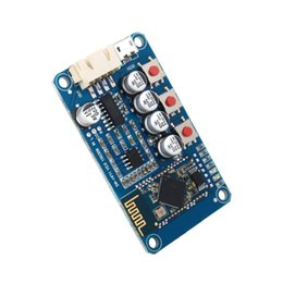 mini digital audio Australia - Bluetooth 4.0 Receiver Stereo Audio Amplifier Board Module Mini USB Digital Amplifier Small Speaker DC 5V Mini Amplifier 7