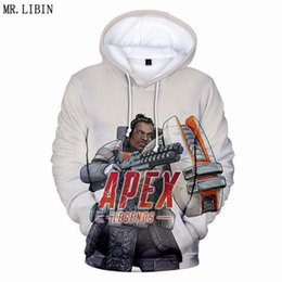cc84246af New Apex Legends 3D Printed Hoodies Women Men Long Sleeve Casual Hooded Sweatshirts  Hot Sale Popular Streetwear Hoodies