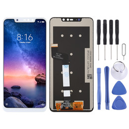 $enCountryForm.capitalKeyWord NZ - High Quality LCD Screen and Digitizer Full Assembly Lcd Replacement Glass for Xiaomi Redmi Note 6 Pro With Tools