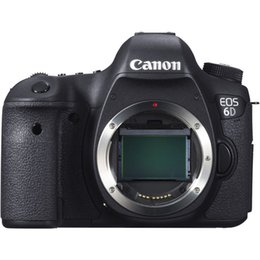 Dslr Camera Professional Australia - Canon EOS 6D DSLR Camera Body