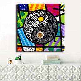 $enCountryForm.capitalKeyWord Australia - Gossip Poster Romero Color Simplicity Comics Anime Canvas Painting Wall Picture Poster And Print Decorative Home Decor