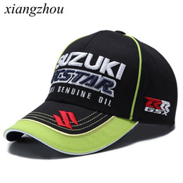b2b94b67 Motocross Riding Hats 3D Embroidered Wing F1 Racing Car Cap Motorcycle  Baseball Cap Snapback Sun Hat Men Women cap hat #17440