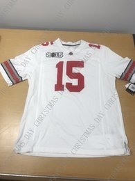 $enCountryForm.capitalKeyWord Australia - Cheap custom Ohio State College Football Jersey 2015 Customized Any name number Stitched Jersey XS-5XL