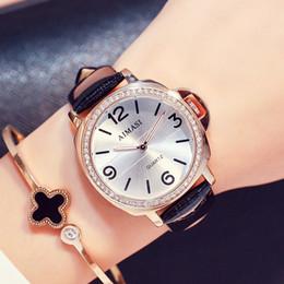 $enCountryForm.capitalKeyWord Australia - [with Bracelet]AIMASI 2019 New Watch Ladies Quartz Watch Fashion Trend Students Korean Tide Belt Female Watch ins