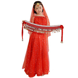 $enCountryForm.capitalKeyWord UK - Girls Belly Dance Costumes Kids Belly Dancing Girls Bollywood Indian Performance Dancewear Children Oriental Dance Clothing Set
